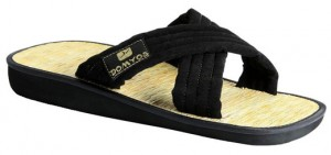 Zori judo slippers van Decathlon