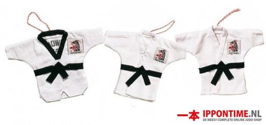 Mini judopakje van Ippontime.nl